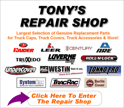 Tony's Repair Shop
