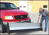 SnowSport Personal Utility Plow